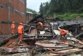 """台风""""利奇马""""已致417万人受灾 紧急转移安置超百万人"""