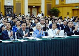 香港工商界呼吁:止暴制乱 聚焦经济民生发展
