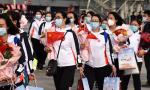 576名山东援助黄冈医疗队员返回山东