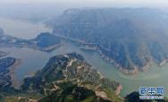 河南濟源:黃河三峽美 猶在畫中游