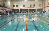 河南省青少年游泳錦標賽在西華縣開賽