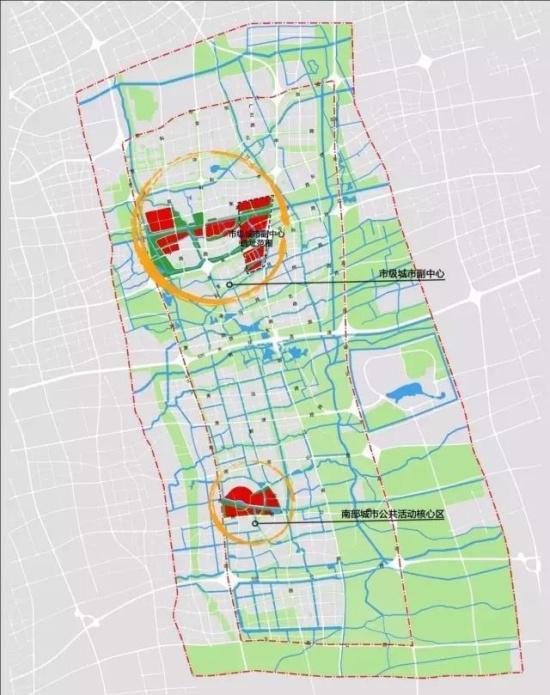 """上海拟建94平方公里""""张江科学城"""" 打造世界一流_城市经济_华夏讯网"""