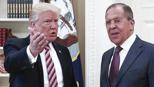 罗夫 特朗普 俄外长/核心提示:普京否认了拉夫罗夫在上周与特朗普的会面中获得并...