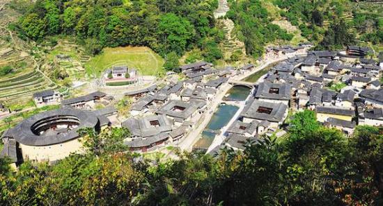 福建57个传统村落列入中央财政支持!有你家乡吗图片