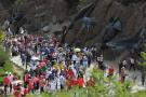 2万市民相约瓦房店山地世界最长城市健身步道徒步