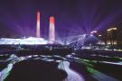 南京河西大型灯光秀完美谢幕 12天吸引20万人观看