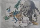 """20世纪宣传讽刺地图上演""""疯狂动物城"""""""