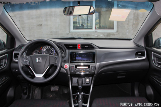 2016款 本田凌派 1.8L CVT领先版-本田凌派广州限时优惠1.1万元 现车