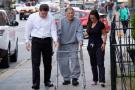 美国黑帮头目成最老囚犯 100岁高龄获释