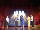 我校在上海女教师综艺展演活动中获最佳风采奖