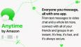 推出视频会议服务Chime后 亚马逊又在开发消息应用Anytime