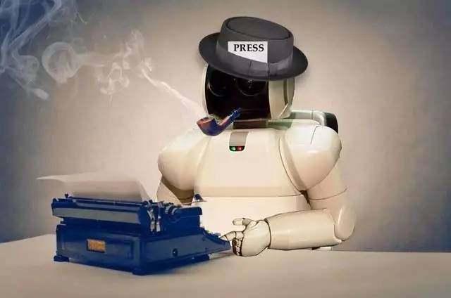 谷歌投资写稿机器人