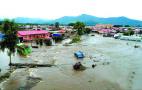 强降雨袭击东北黑龙江部分河流水位上涨超2米