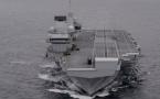 """英国称新航母服役首次任务就是""""南海巡航""""!"""