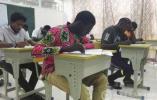 塞内加尔达喀尔大学孔子学院举行汉语水平考试
