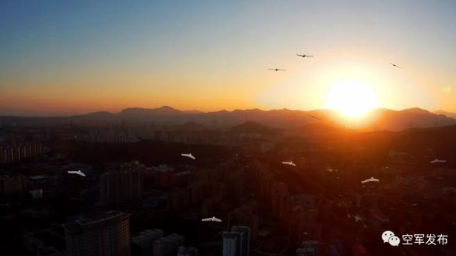 """北京pk10怎么下载:空军将举办""""无人争锋""""智能无人机集群系统挑战赛"""
