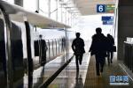 ?助力五一出行 中国铁路济南局集团公司日均增加5万席位