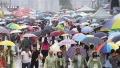 """沈阳人的五一假期要""""泡汤"""" 三天全是雨雨雨"""