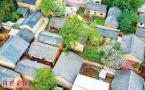 探访初夏时节的彭氏旧宅:房屋均为砖木结构