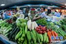 济南泺文路便民市场开业喽 街里街坊买菜方便了