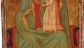 贝亚托·安杰利科作品《圣母玛利亚和圣子》赏析