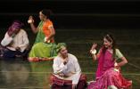 【图集】上合艺术节民族舞蹈晚会在京举行