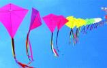 潍坊风筝产量占全世界80% 有村庄一年扎9000万只