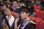 浙江一对母子同时大学毕业 读书时写家书相互打气