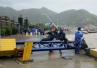 """台风""""玛莉亚""""来袭 浙江各地抗台抢险进行时"""