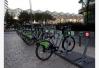 辟谣!公共自行车车桩被淹可能漏电?菏泽相关部门作出回应
