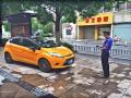 杭州对车辆月内首次违停发免罚提醒短信:六成多车主迅速驶离
