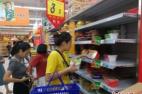 泡面榨菜大卖就是消费降级?