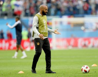 亨利成为摩纳哥队主教练 双方签约三年