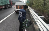 16岁打工少年看错导航模式,骑车从浙江回贵州老家半途被截