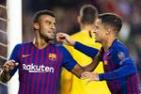 欧冠-梅西替身破门巴萨2-0