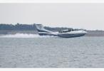 AG600成功完成水上首飞任务返回珠海