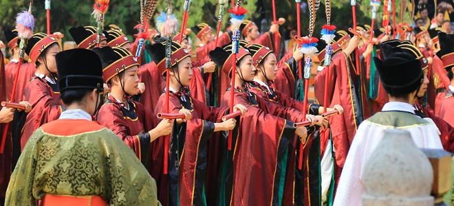 孔子故里曲阜:弘扬传统文化,促进和谐发展