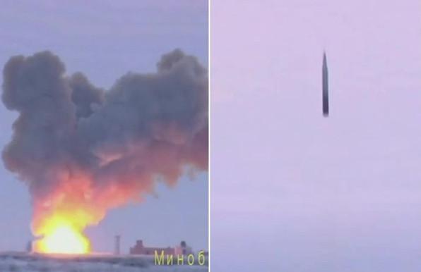 """俄军明年列装""""先锋""""高超音速导弹"""