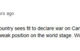 """菲总统为垃圾对加""""宣战"""" 网友:加拿大沦为笑柄"""