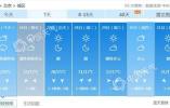 35℃!北京高温黄色预警中 夜间起雷阵雨现身气温降
