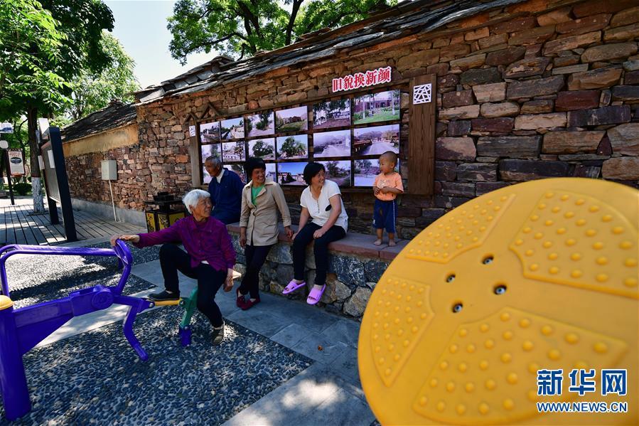 (社会)(3)河南林州:庙荒不荒