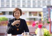 【奋进新时代 出彩河南人】姬霞敏:矢志打造中原茶文化产业