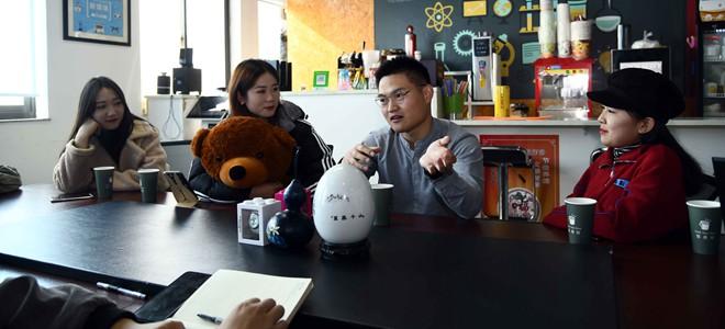 山东威海:双创基地为大学生孵化创业梦想