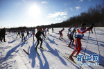 2018-2019雪季河北参与冰雪运动人次首超千万