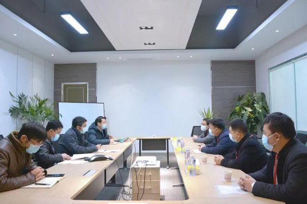 西安高新食药监分局助力点云生物医用口罩生产10