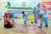 郑州经开区外国语小学举办红色文化主题国际文化节