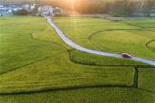 河南鲁山:美丽乡村多姿多彩
