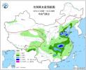 黄淮东部江南等地将有强降雨 暴雨蓝色预警继续发布