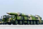 东风26型导弹列装火箭军 第二岛链和印度全境已处打击范围之内!